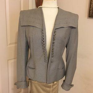 Vintage ILGWU 1940's blazer jacket